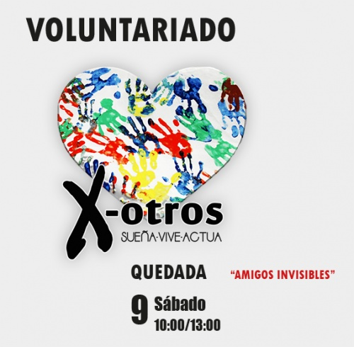 Voluntariado: Quedada