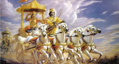 Charla coloquio - Bhagavad Gita, la conquista interior