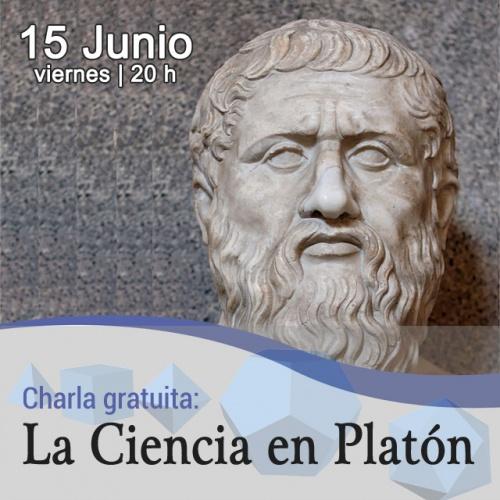 Charla coloquio: La ciencia en Platón