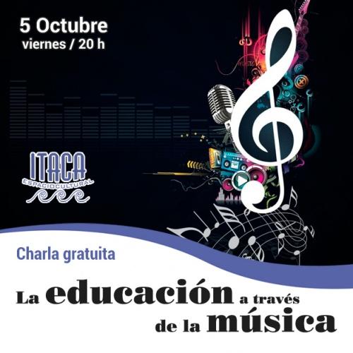 La educación a través de la música