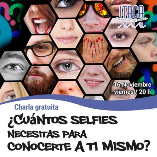 ¿Cuántos selfies necesitas para conocerte a ti mismo?