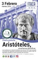 Charla gratuita: Aristóteles, enseñanzas filosóficas
