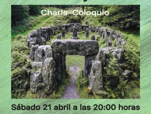 Charla-coloquio del Ciclo-Mundos Perdidos: