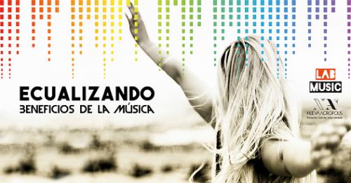 Charla : ECUALIZANDO. Beneficios de la Música