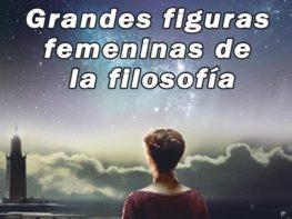 Charla-Coloquio:  Mujeres filósofas que cambiaron el mundo…