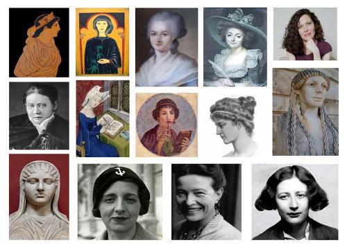 Mujeres en la Filosofía