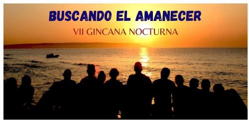 BUSCANDO EL AMANECER