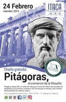 Charla gratuita: Pitágoras, el comienzo de la Filosofía