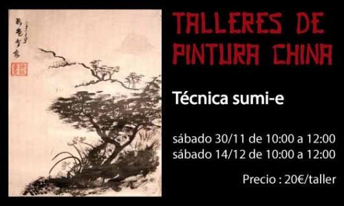 TALLERES DE PINTURA CHINA